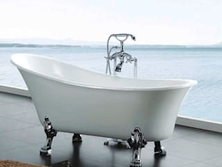 Ayaklı Küvet Klasik Banyo Prestij Banyo Klasik