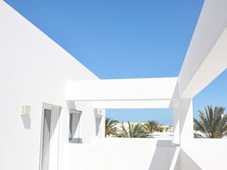 فيلا تنفيذ B.A-Studio, بحر أبيض متوسط