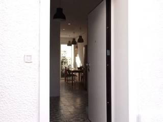 B.A-Studio Koridor & Tangga Gaya Mediteran