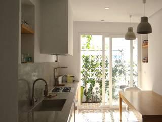 B.A-Studio Mediterranean style kitchen
