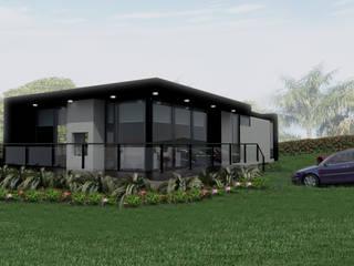 Otras Vivienda de Clima Frio Casas de estilo moderno de Arquitectos y Entorno S.A.S Moderno