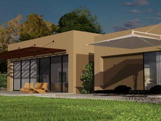 Vivienda Campestre - Sopó Cundinamarca Casas de estilo moderno de Arquitectos y Entorno S.A.S Moderno