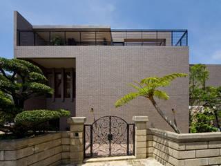G邸: アイ・エイチ・エー設計が手掛けた家です。,モダン