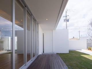 N邸: アイ・エイチ・エー設計が手掛けた家です。,モダン