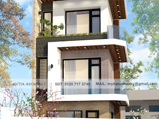 Nhà phố ở Quy Nhơn:   by Mytia.CO, Ltd