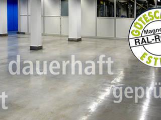CHINOLITH Industriefußboden A. Chini GmbH & CO.KG Fußbodenbau Industriale Geschäftsräume & Stores Grau