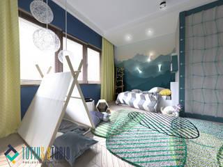 Pokój chłopca-Totius Studio od Totius Studio Nowoczesny