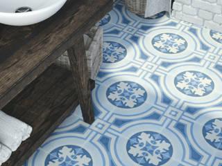 Baño: Baños de estilo  por Icono Taller
