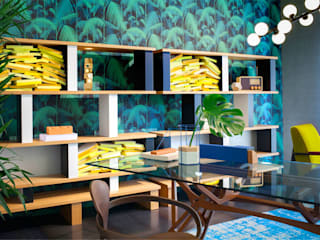 Casas de campo de estilo  por Urban Living Designs