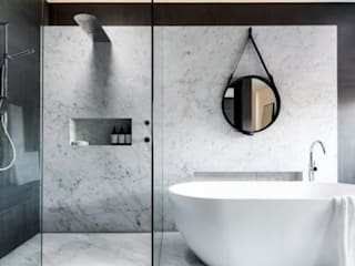 Bathroom by Urban Living Designs,