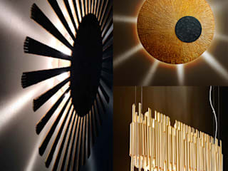 Light Jewels  Decorative art and lighting from Italy :   by FW Lighting