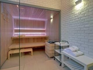 Sauna Comfort Line Sauna Line Sp. z o.o. Nowoczesne spa