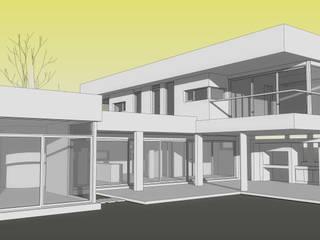 :  de estilo  por Estudio B Arquitectura y construcciones