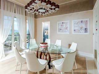 Dining room by Studio D73