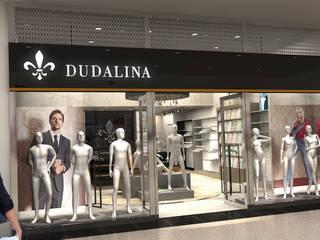 LOJA DUDALINA Lojas & Imóveis comerciais clássicos por ARKT VAREJO Clássico