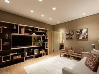Espacios comerciales de estilo moderno de Elisa Vasconcelos Arquitetura Interiores Moderno