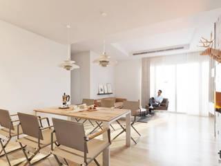 minimalist  by Tuan Han Design Studio, Minimalist