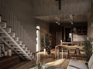 par Tuan Han Design Studio Industriel
