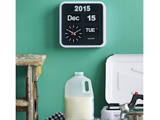 modern  by Just For Clocks, Modern Plastic