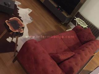 İnter Mobilya – Pınar Hanım ChesterField Koltuklarla Buluştu - İzmir Teslimatı:  tarz
