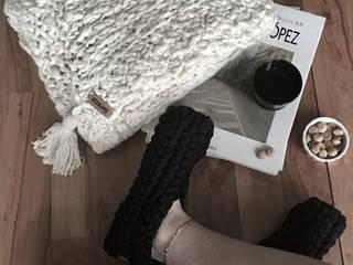 ALGODON AGROECOLOGICO • mantas & almohadones de AZZULARQ.com