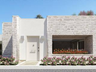 فيلا تنفيذ De Vivo Home Design, بحر أبيض متوسط