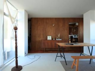 の ざ き 設 計 Ruang Keluarga Minimalis