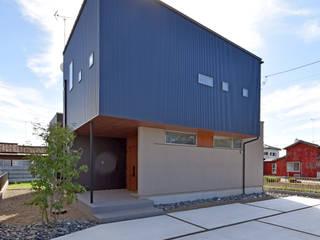 舞木の家 の 熊倉建築設計事務所 モダン