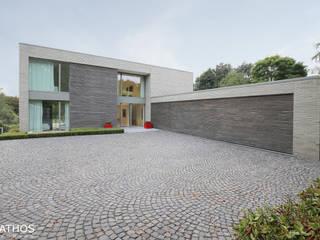 Modern houses by Architekturbüro Sutmann Modern