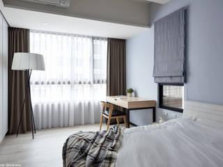 思維空間設計  의  침실