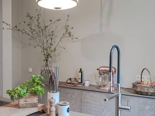 Lena Klanten Architektin Dapur Minimalis Batu Kapur Grey