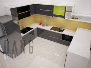Kitchen by DCOR