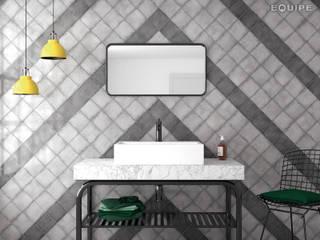 Phòng tắm theo Equipe Ceramicas, Công nghiệp