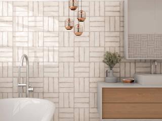 Phòng tắm theo Equipe Ceramicas, Địa Trung Hải