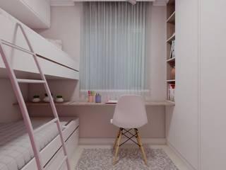 Dormitório Infantil por Juliana Lobo Arquitetura & Interiores Moderno