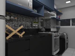 Vite Condominium:   por Camila Machado Arquitetura e Interiores,Moderno
