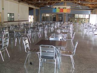 Restaurante HACEB de Metalmuebles Clásico