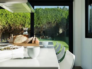 de Santiago Interiores - Cocinas Santos Moderno