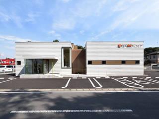 アルス歯科クリニック モダンな医療機関 の 熊倉建築設計事務所 モダン