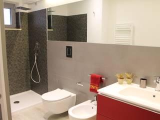 Moderne Badezimmer von SILVIA ZACCARO ARCHITETTO Modern