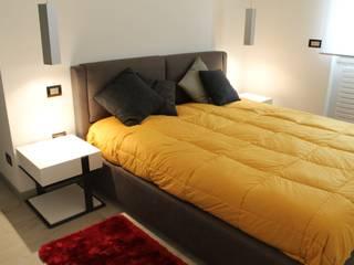 Dormitorios de estilo moderno de SILVIA ZACCARO ARCHITETTO Moderno