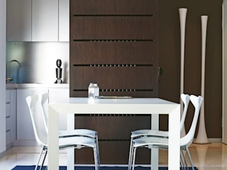 Modern dining room by Daniele Franzoni Interior Designer - Architetto d'Interni Modern