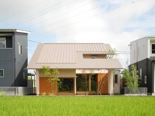 โดย 神谷建築スタジオ ผสมผสาน