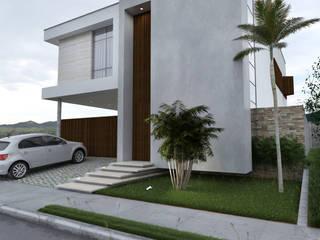 CASA BURITIS por Robson Veloso Arquitetura Moderno
