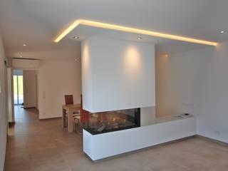 Queck - Elektroanlagen Salon moderne