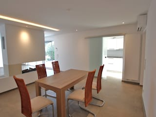 Queck - Elektroanlagen Modern dining room