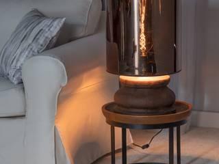 Tischlampe Foggiua:   von Dekoria GmbH