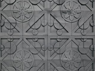 Nowoczesny korytarz, przedpokój i schody od Ariel Rojo Design Studio Nowoczesny