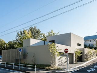 Modern houses by Architet6建築事務所 Modern