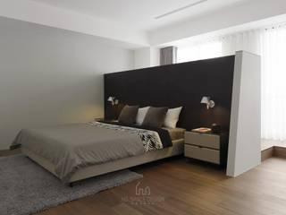โดย Ho.space design 和薪室內裝修設計有限公司 มินิมัล
